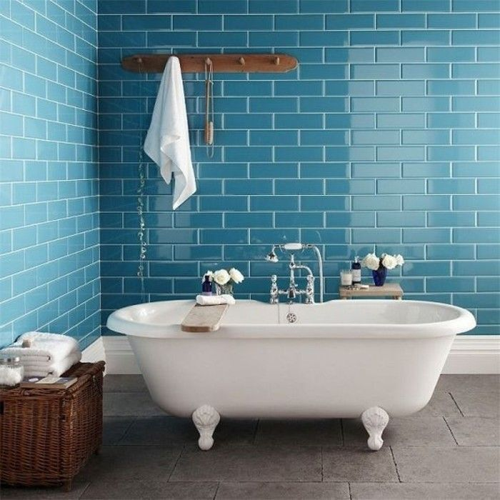 tolle Badezimmer Fliesen Designs zum Inspirieren!