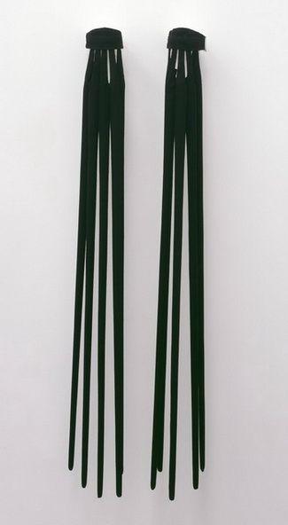 """""""Finger Gloves"""" Rebecca Horn Date: 1972 Style: Conceptual Art, Feminist Art Genre: design"""