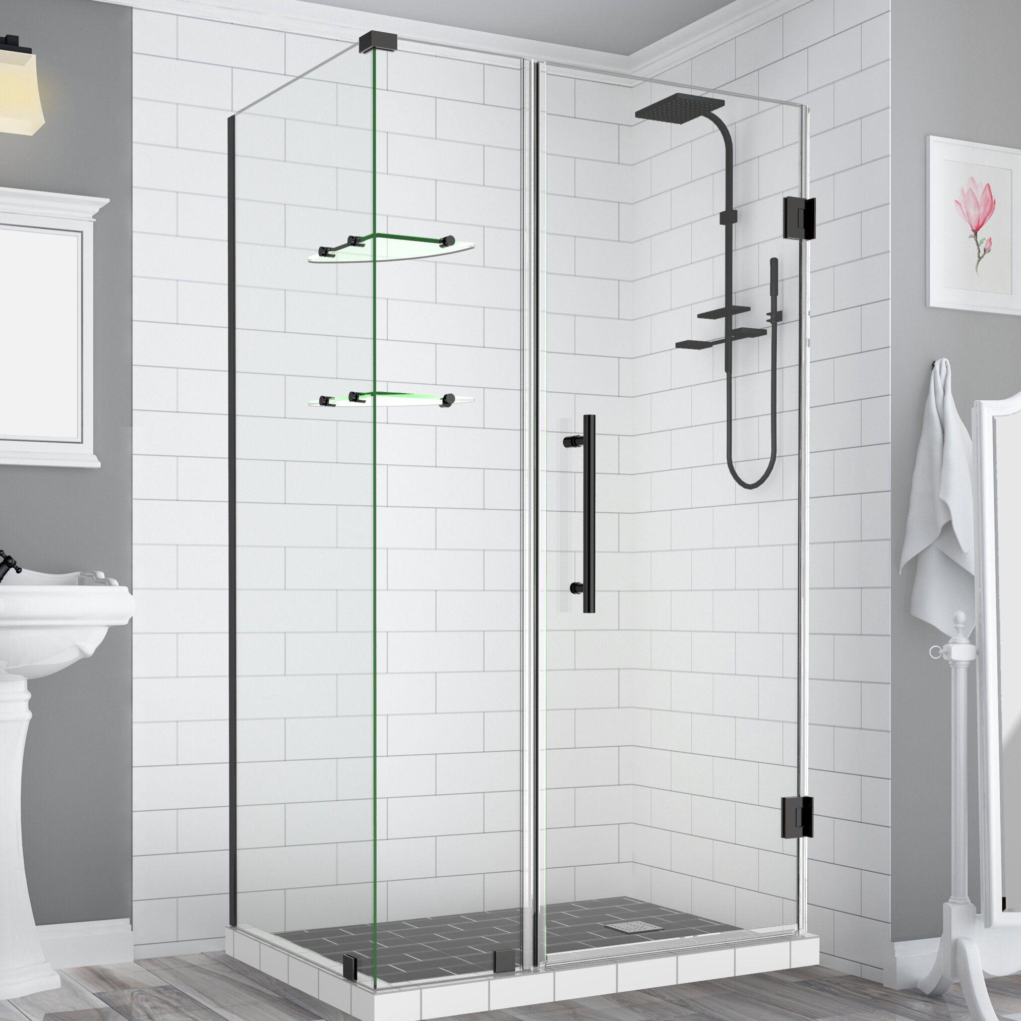 Https Secure Img1 Fg Wfcdn Com Im 89916962 Compr R85 7279 72796056 Bromley Gs Frameless In 2020 Shower Enclosure Bathroom Renovation Cost Frameless Shower Enclosures