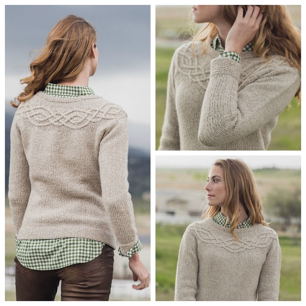 The 10 Most Popular Interweave Knits Cable Knitting Patterns Of