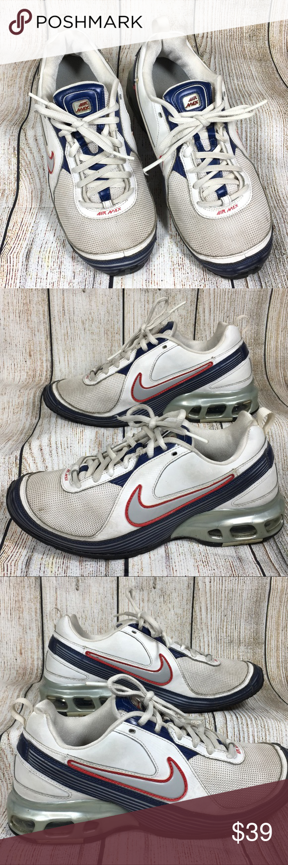 check out dd720 c01d3 Nike Air Burst Premium Navigation Pack 2004, very rare of - Depop;