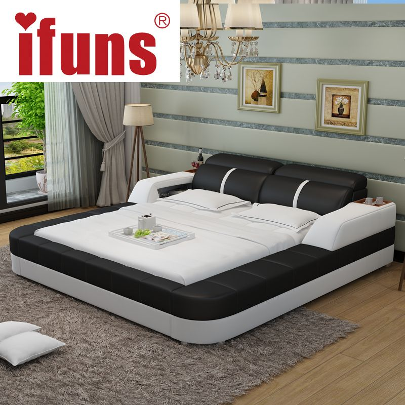 Покупайте Name:IFUNS luxury bedroom furniture modern design ...