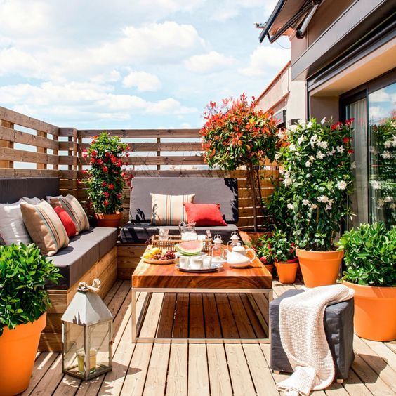 Terrasse terrasse appartement terrasse appartement for Appartement deco pinterest
