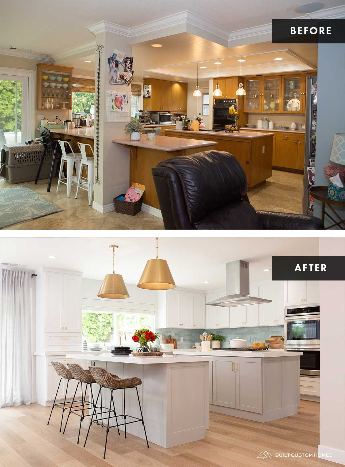 Season 2 Episode 11 It S My Dream Home Now The Blog By Jasmine Roth Home White Kitchen Rustic Dream House