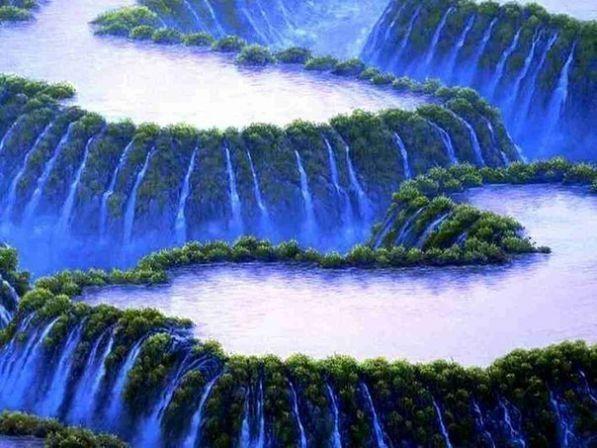 Priroda Krasivye Mesta Foto Poisk V Google Vodopady Iguasu Zhivopisnye Pejzazhi Vodopady