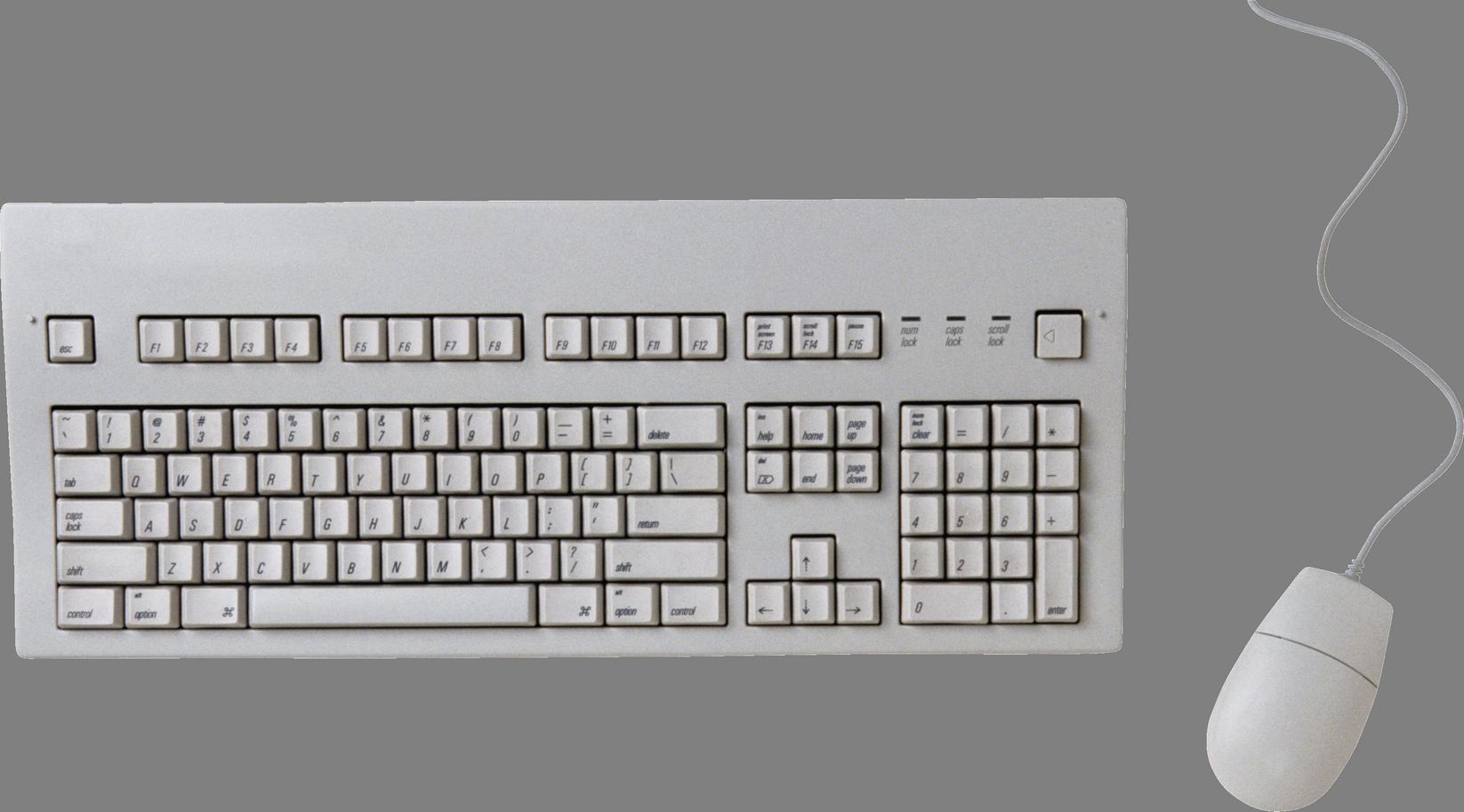 White Keyboard Png Image Keyboard Png Keyboards