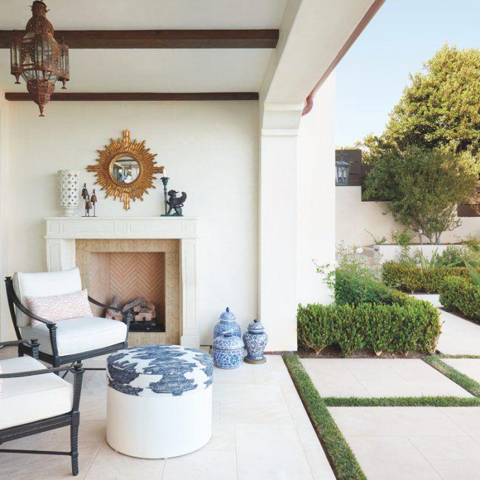 Laguna Beach Luxury Homes: Step Inside The Laguna Beach Home That Mixes Spanish-Style
