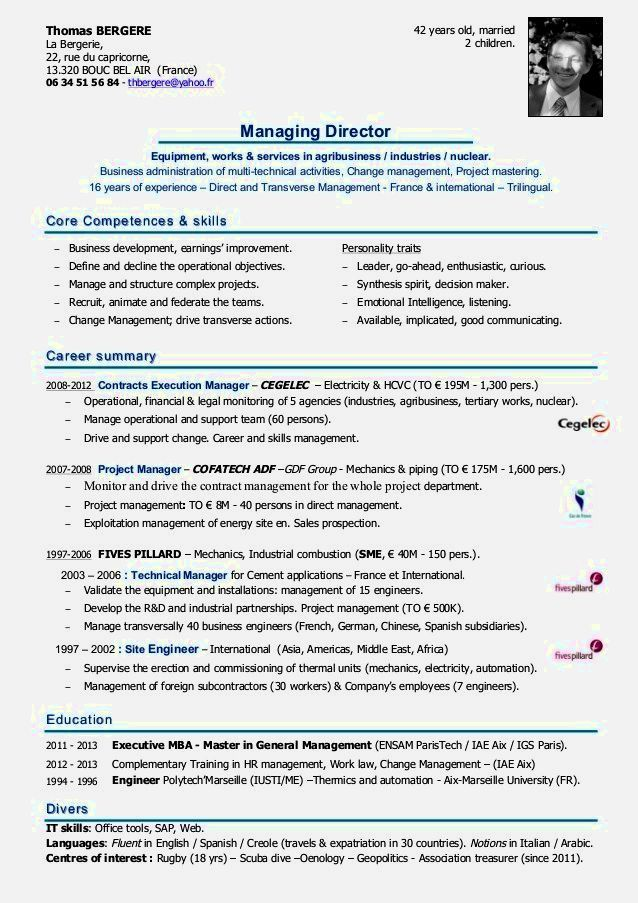 For 60 Year Old (With images) Resume examples, Good