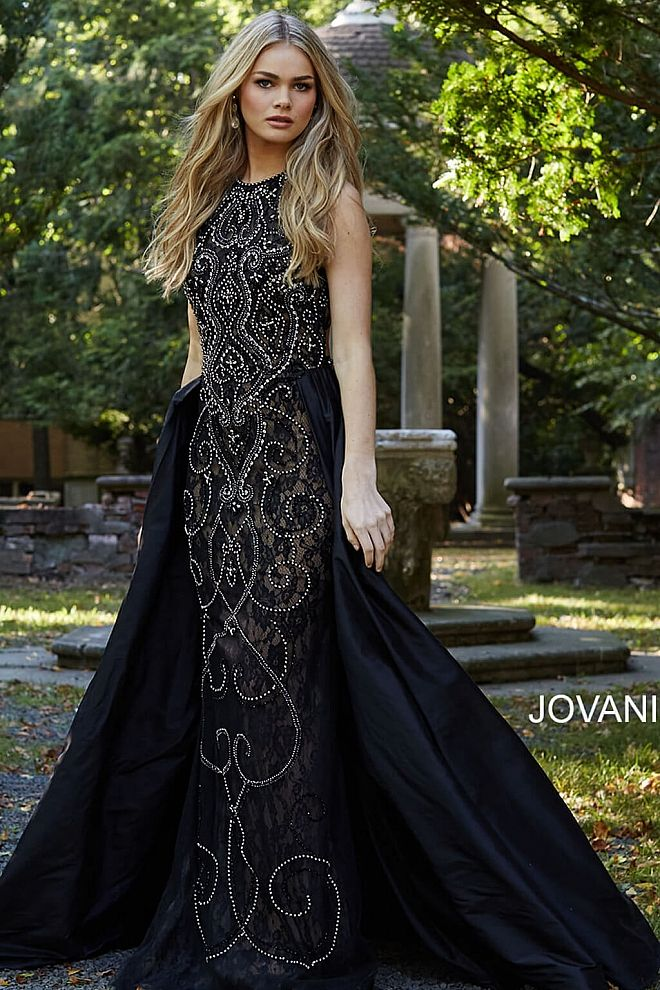 Jovani 55613 Jovani Couture Dress 2018 Jovani Couture 2018