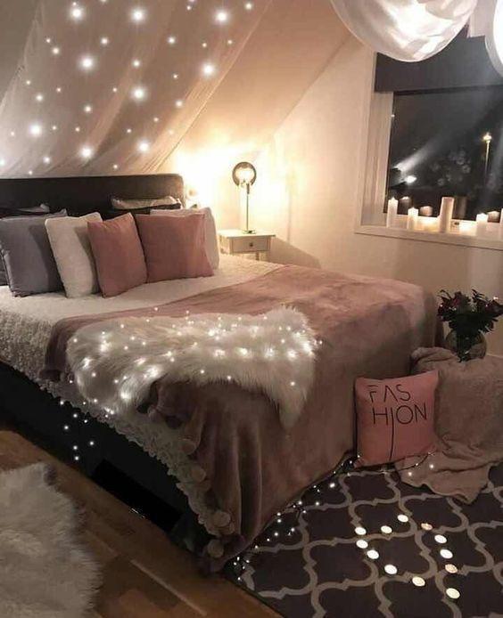 Photo of 45 Cozy Teen Girl Bedroom Design Trends for 2019 – Page 8 of 45 – SooPush