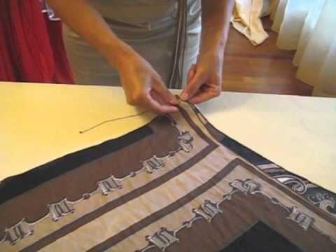 Un abitino semplicissimo per l'estate - metodo Sitam - YouTube