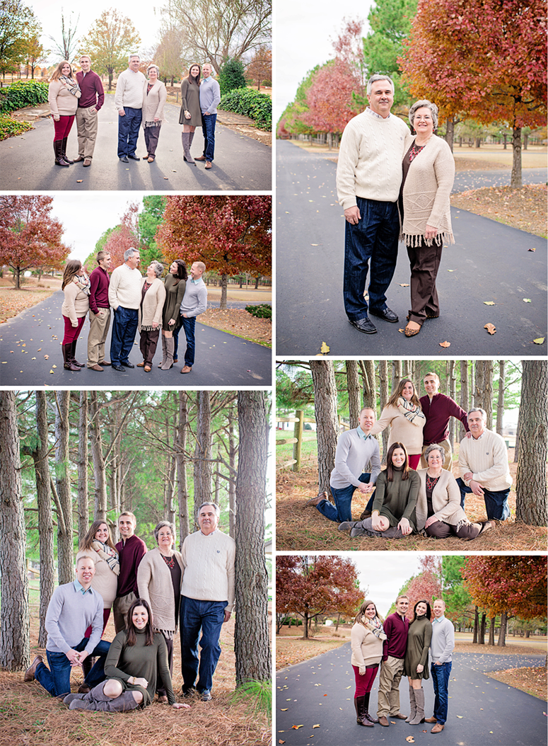 The Belue Family – Extended Family Session