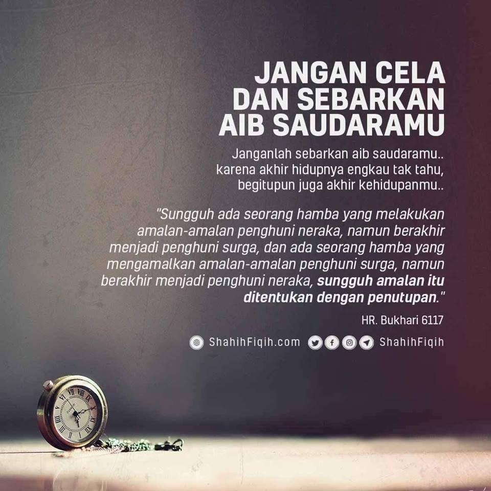 Pin Oleh Jamal Abdillah Di Islam Dengan Gambar Motivasi Bijak
