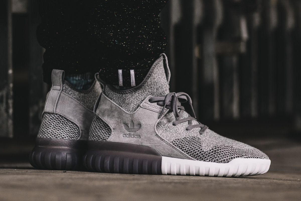 Check Out The adidas Tubular X Primeknit Coming In A Two Toned