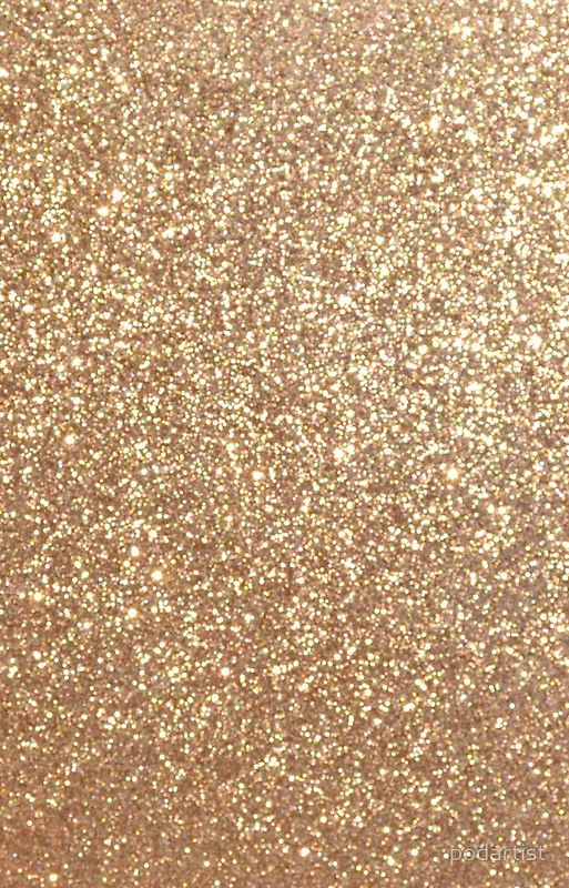 Copper Rose Gold Metallic Glitter By Podartist Gold Glitter Background Sparkle Wallpaper Glitter Background