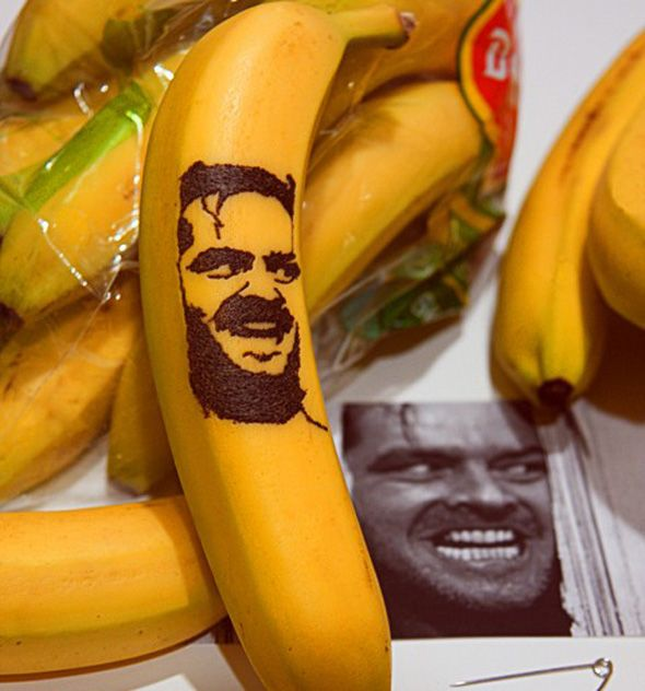 Another Bunch of Banana Tattoos