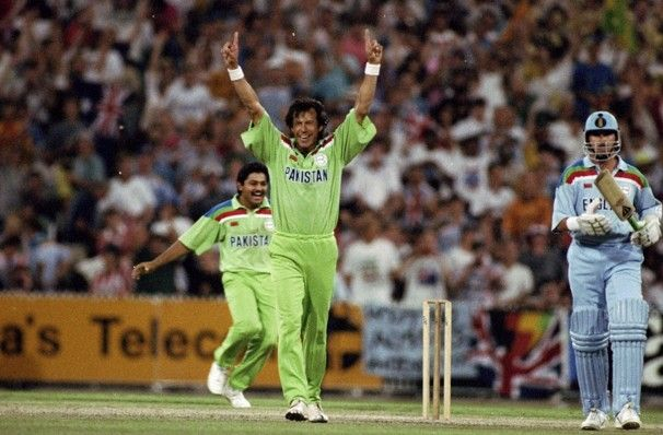 Imran Khan's career (With images) | Cricket world cup ...