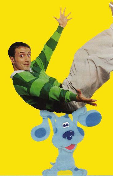 Steve Nickelodeon : steve, nickelodeon, Steve, Friends., Shows,, Blue's, Clues,, Movie