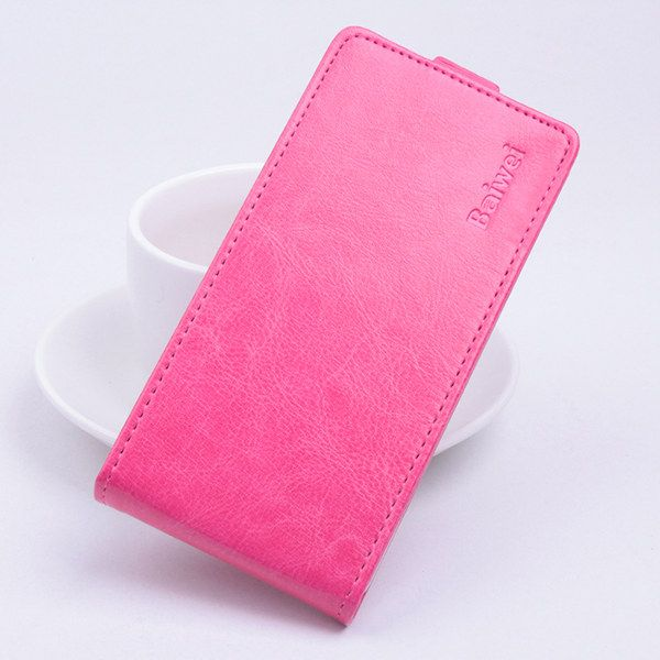 Flip Up And Down PU Leather Protective Case For Xiaomi Redmi 2