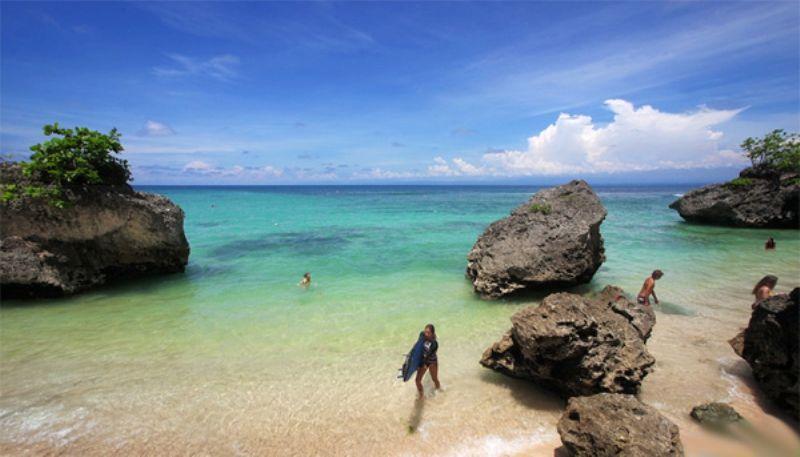 Objek Wisata Di Bali Selatan Pantai Padang Padang Bali