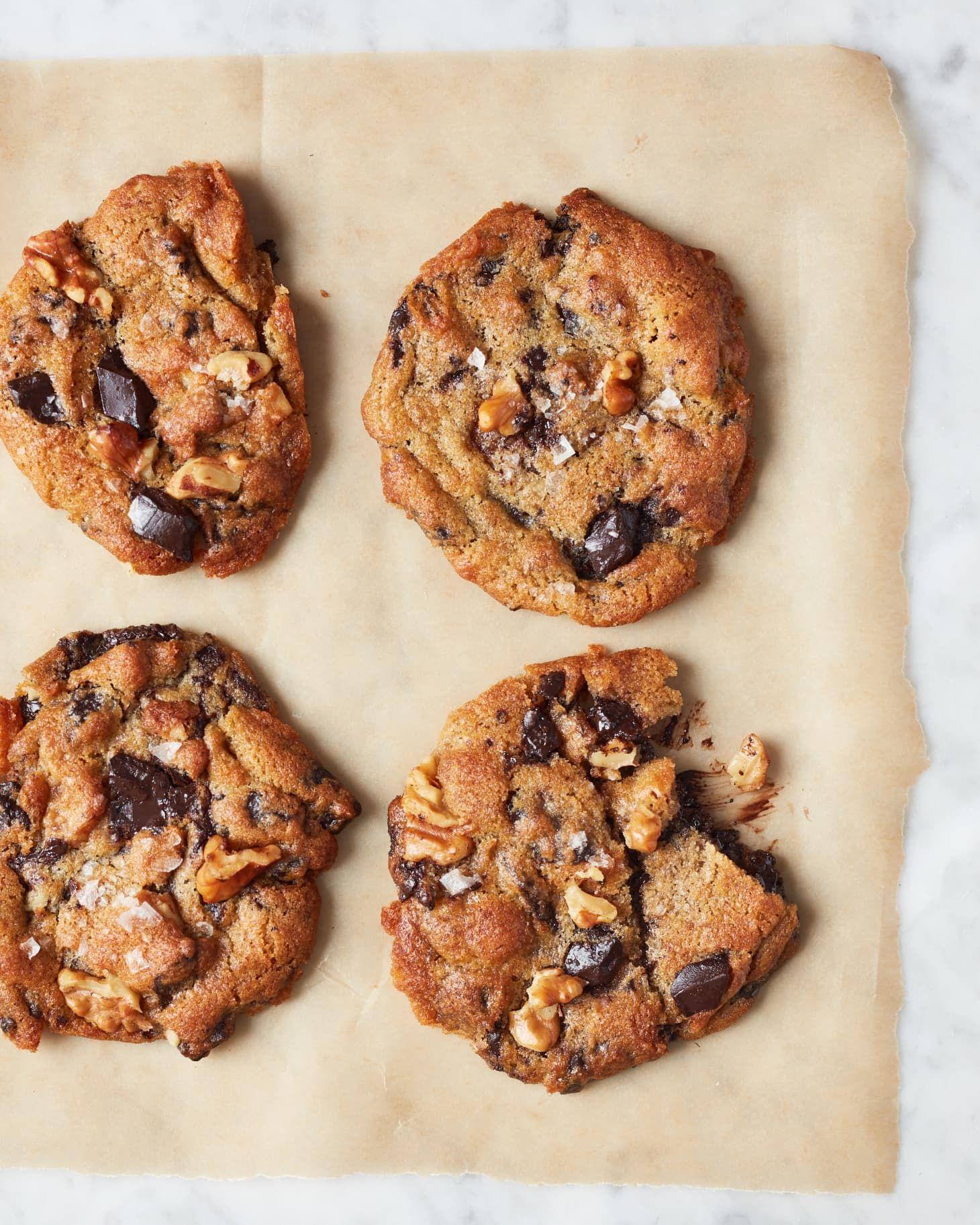 Air Fryer Chocolate Chip Cookies Recipe in 2020