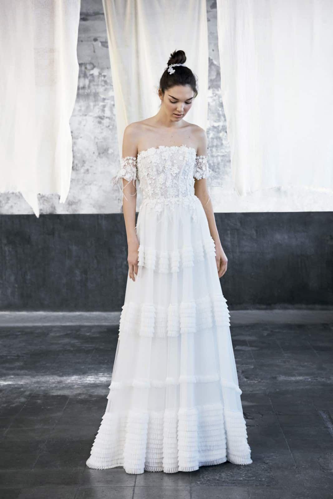 Haute Couture im Vintagebereich Inmaculada Garcia Barcelona