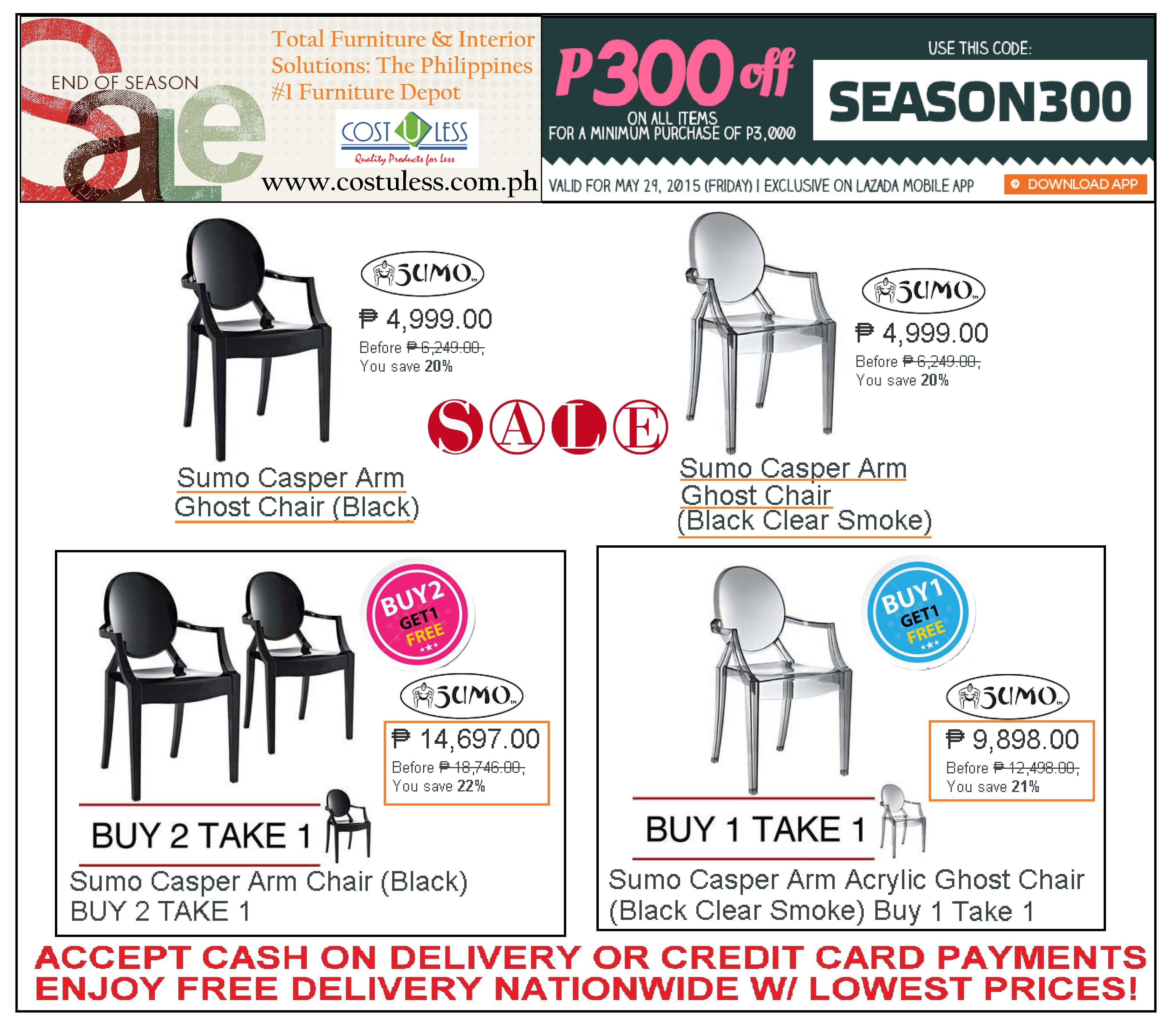 restaurant furniture chair sale lazada end season sale save p300