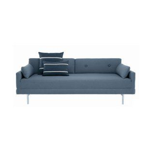 Maxwell S Modern Sleeper Sofa Sofa Bed Reviews Modern Sleeper