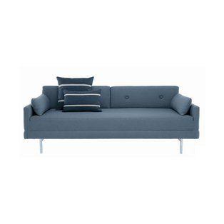 Maxwell S Modern Sleeper Sofa Amp Sofa Bed Reviews Cozy