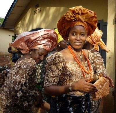 Nigerian Traditional Wedding Dresses | nomads and housewives: Nigerian Wedding: Igbo Style
