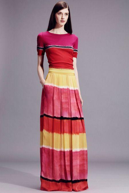 Alberta Ferretti | Resort 2015 Collection | Style.com