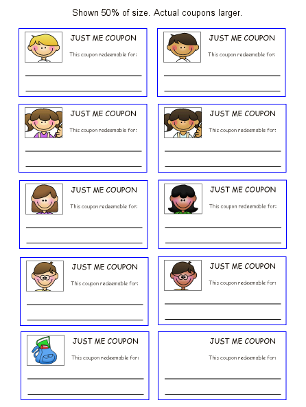 classroom behavior ticket template frugal gift ideas