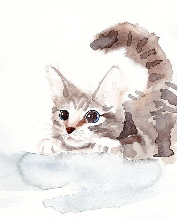 Cute Cartoon Baby Jungle Animals from Cute Cat Rescue