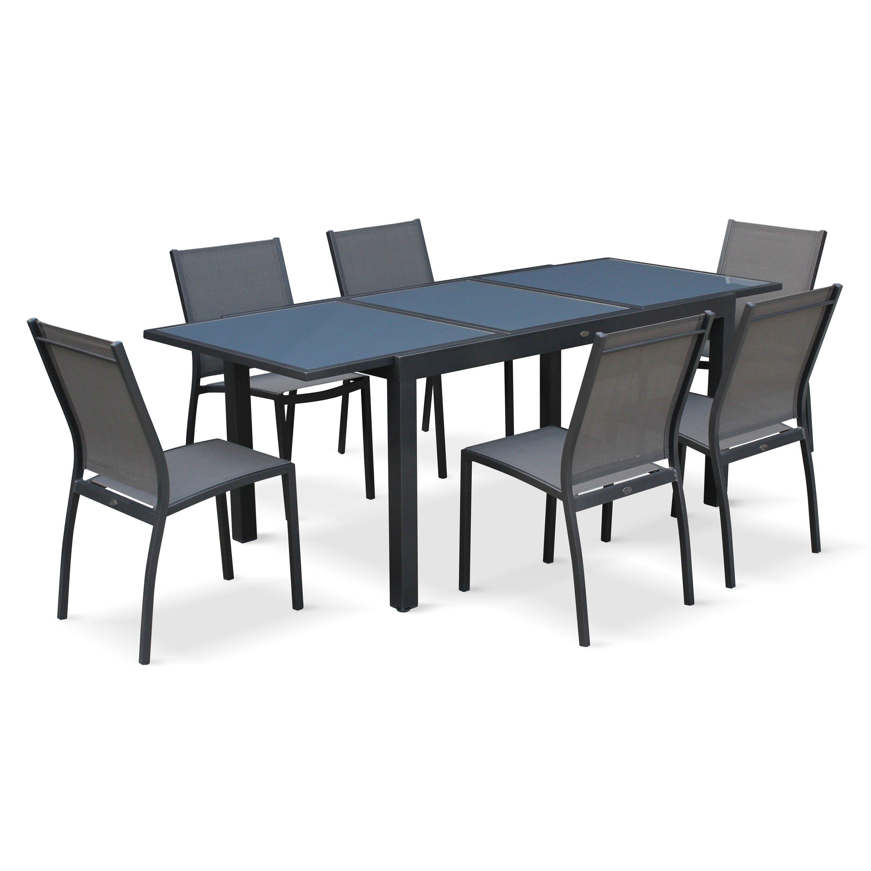 Salon De Jardin Table Extensible