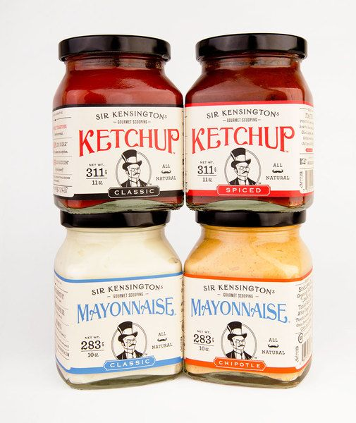 Sir Kensington Artisan Ketchup and Mayo