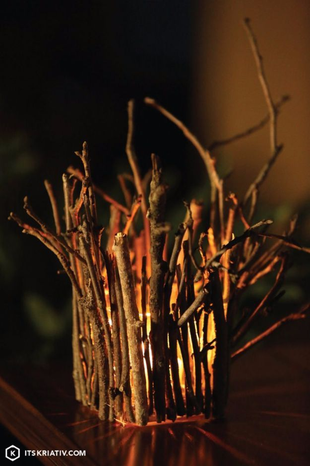 Best crafts for fall decorating twinkling twigs luminaries diy best crafts for fall decorating twinkling twigs luminaries diy home decor mason jar solutioingenieria Image collections