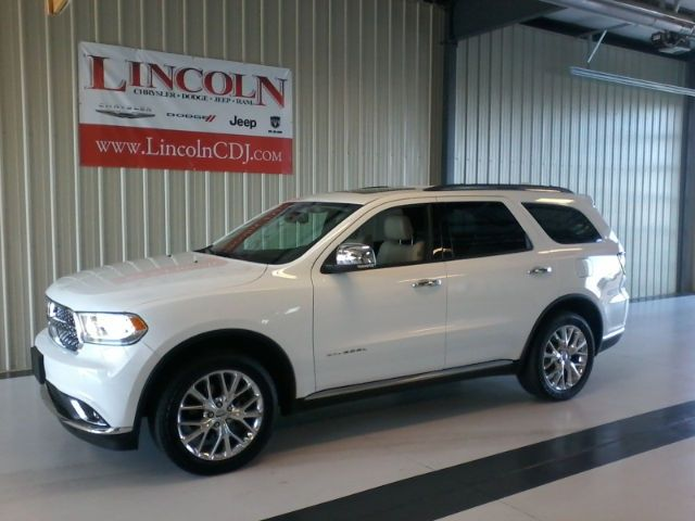 Used 2015 Dodge Durango Citadel 9554a For Sale Lincoln Il 1c4rdjeg3fc132507 Dodge Durango Chrysler Dodge Jeep Dodge