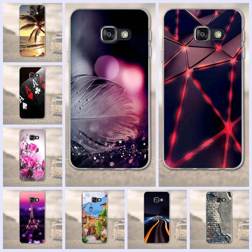 Phone Cases For Samsung Galaxy A3 2016 A310f Case Back Cover For Coque Galaxy A3 2016 A310f A310 4 7 Inch Cover 3d Tpu Soft Case Storecharger Samsung Galaxy A3 Phone Cases Case