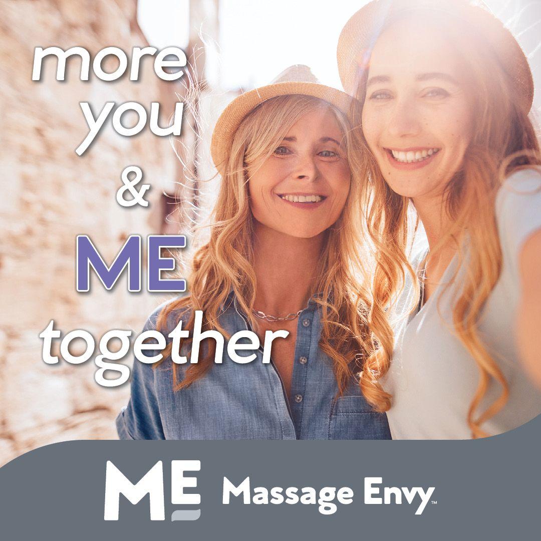 Mom Gets A Massage