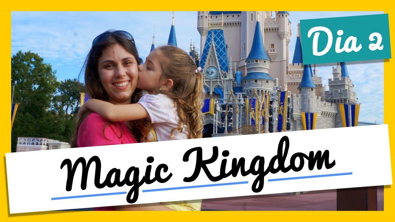 Viagem à Orlando: Magic Kingdom (Dia 2)