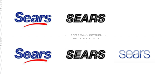 Sears Logo No There Is Nothing Particularly Appealing Or Genius