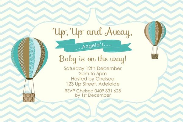 B066 hot air balloon blue baby shower invitation fiestas eventos b066 hot air balloon blue baby shower invitation filmwisefo Image collections