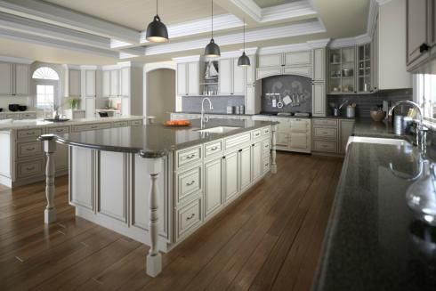 Magnificent Signature Vanilla Ready To Assemble Kitchen Cabinets Home Interior And Landscaping Ologienasavecom