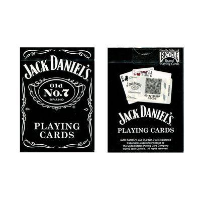 Cards Jack Daniels - 12 PACK