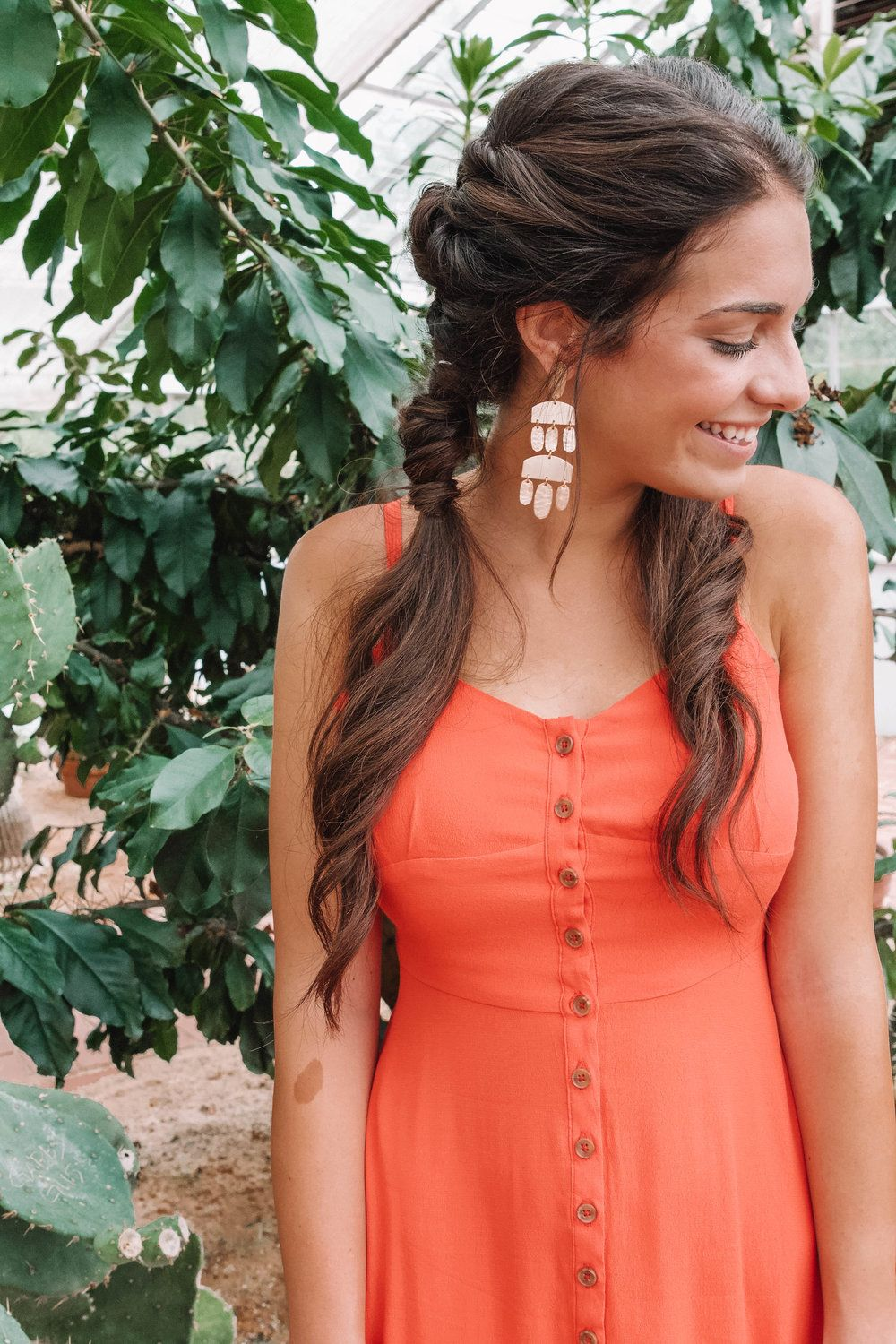 Festival inspired fashion hair look book in hairstyles