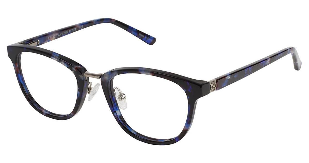 Ann Taylor ATP404 Eyeglass 47 C03 NAVY TORTOISE