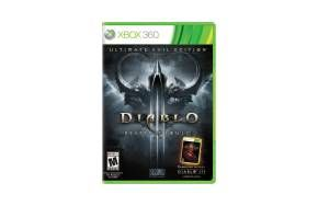 Diablo III: Ultimate Evil Edition for Xbox 360 contains both Diablo III and the Reaper of Souls expansion set, together in one definitive volume.