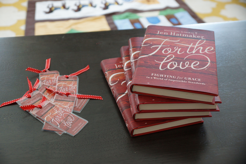 For the love of s jen hatmaker love book club