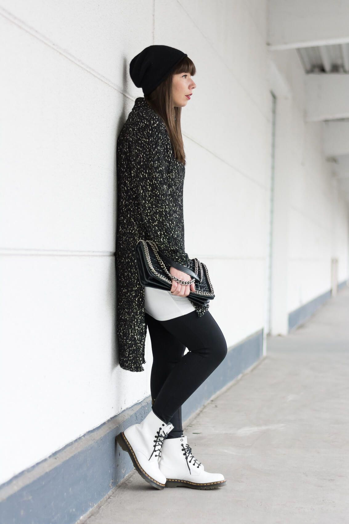 DocMartensoutfit Dr martens outfit, White boots outfit