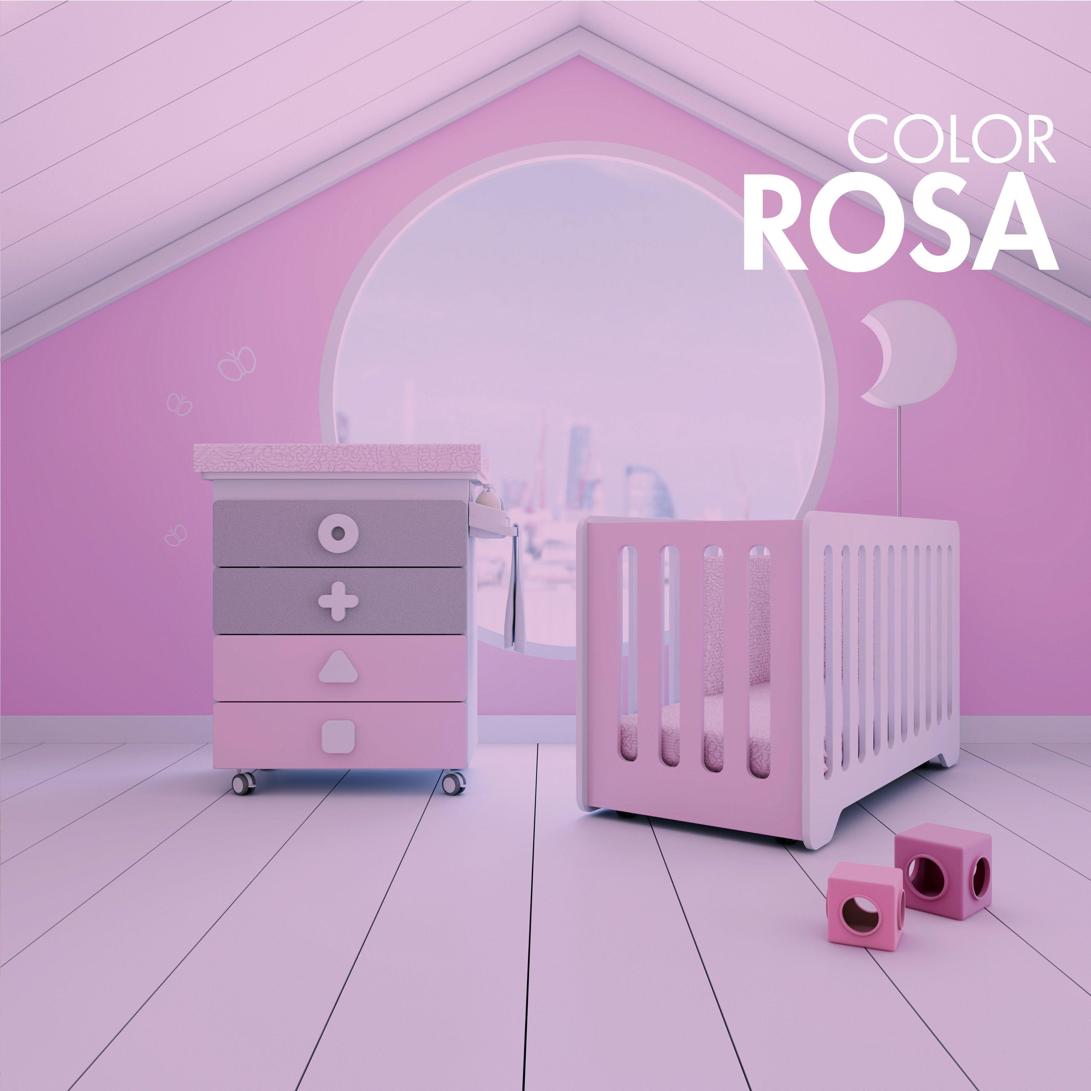 Habitaciones infantiles, cunas convertibles y muebles infantiles de ...